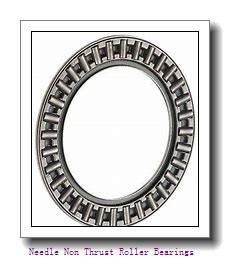 1.575 Inch | 40 Millimeter x 1.85 Inch | 47 Millimeter x 0.472 Inch | 12 Millimeter  KOYO HK4012B  Needle Non Thrust Roller Bearings
