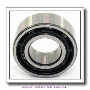 5.5 Inch | 139.7 Millimeter x 6 Inch | 152.4 Millimeter x 0.25 Inch | 6.35 Millimeter  RBC BEARINGS KA055AR0  Angular Contact Ball Bearings