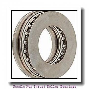 0.688 Inch | 17.475 Millimeter x 0.938 Inch | 23.825 Millimeter x 0.438 Inch | 11.125 Millimeter  KOYO BH-117 PDL125  Needle Non Thrust Roller Bearings