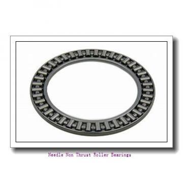 1.575 Inch | 40 Millimeter x 1.772 Inch | 45 Millimeter x 0.669 Inch | 17 Millimeter  KOYO K40X45X17H  Needle Non Thrust Roller Bearings