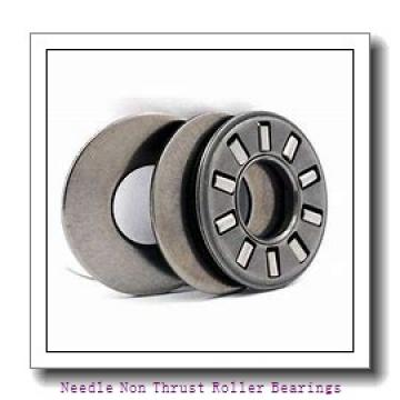 0.438 Inch   11.125 Millimeter x 0.625 Inch   15.875 Millimeter x 0.375 Inch   9.525 Millimeter  KOYO B-76 PDL125  Needle Non Thrust Roller Bearings