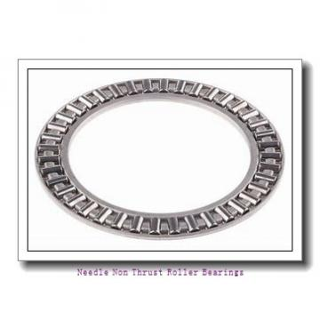 1.142 Inch | 29 Millimeter x 1.496 Inch | 38 Millimeter x 0.787 Inch | 20 Millimeter  KOYO NK29/20A  Needle Non Thrust Roller Bearings