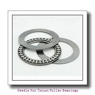 0.25 Inch | 6.35 Millimeter x 0.438 Inch | 11.125 Millimeter x 0.312 Inch | 7.925 Millimeter  KOYO B-45-OH  Needle Non Thrust Roller Bearings