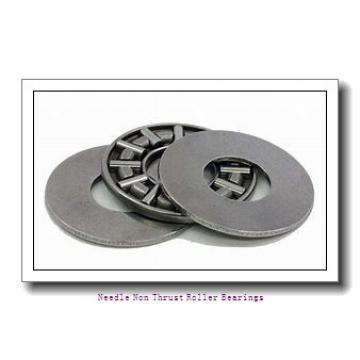 0.236 Inch | 6 Millimeter x 0.472 Inch | 12 Millimeter x 0.394 Inch | 10 Millimeter  KOYO NK6/10TN  Needle Non Thrust Roller Bearings