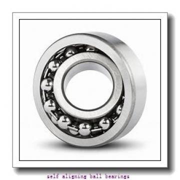 30 mm x 72 mm x 27 mm  FAG 2306-K-TVH-C3  Self Aligning Ball Bearings