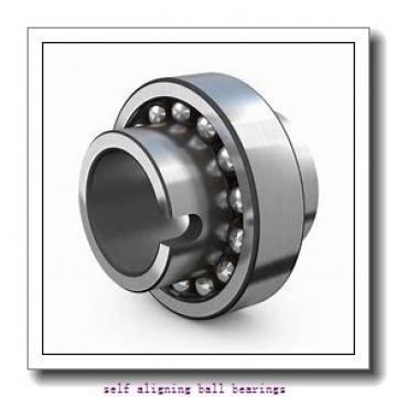 90 mm x 190 mm x 43 mm  FAG 1318-K-M-C3  Self Aligning Ball Bearings