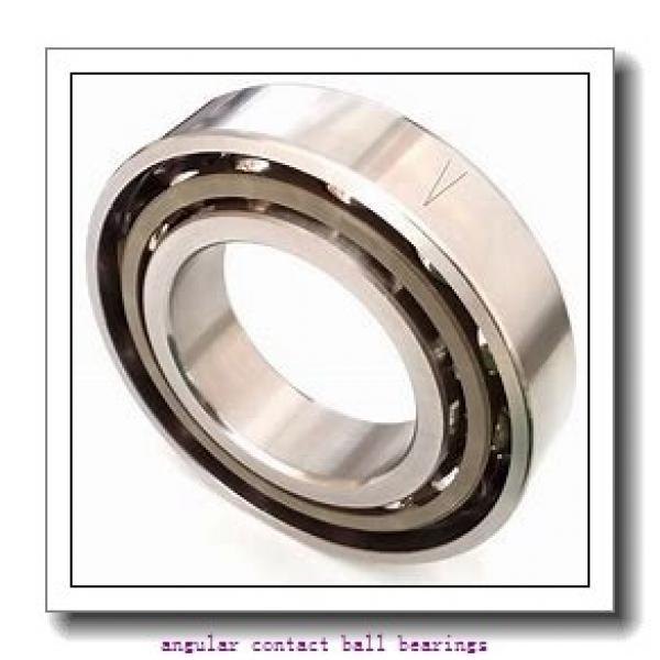 FAG 7306-B-MP-UO  Angular Contact Ball Bearings #1 image