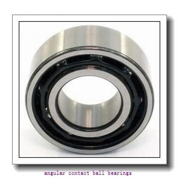 0.591 Inch | 15 Millimeter x 1.654 Inch | 42 Millimeter x 0.748 Inch | 19 Millimeter  NTN 5302CZZ  Angular Contact Ball Bearings #1 image