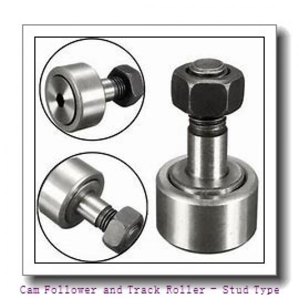 IKO CRH20VBUUR  Cam Follower and Track Roller - Stud Type #1 image