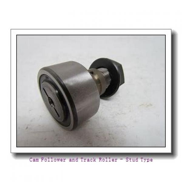 IKO CRH22VB  Cam Follower and Track Roller - Stud Type #2 image