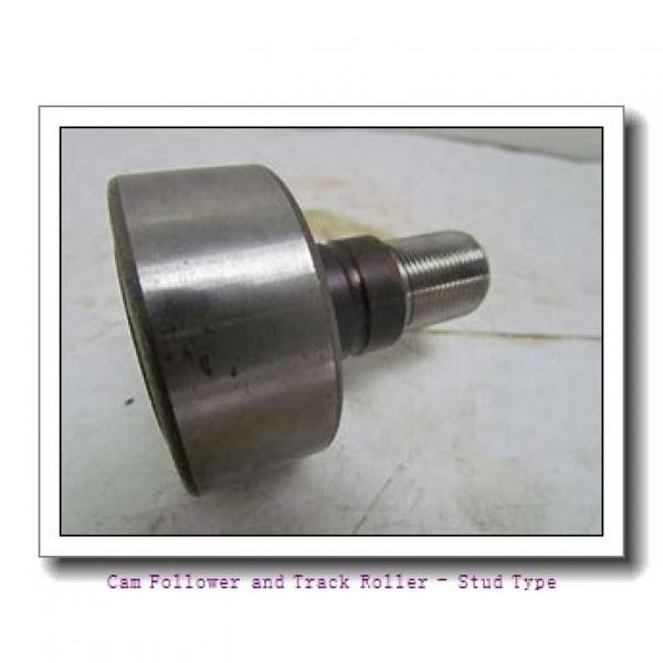 SMITH DCR-2-1/4  Cam Follower and Track Roller - Stud Type #2 image