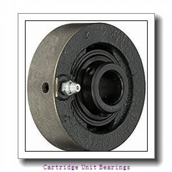 QM INDUSTRIES QMMC18J080SEO  Cartridge Unit Bearings #3 image