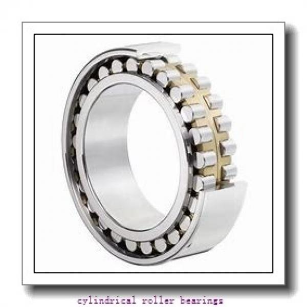 FAG NU307-E-M1-C3  Cylindrical Roller Bearings #1 image
