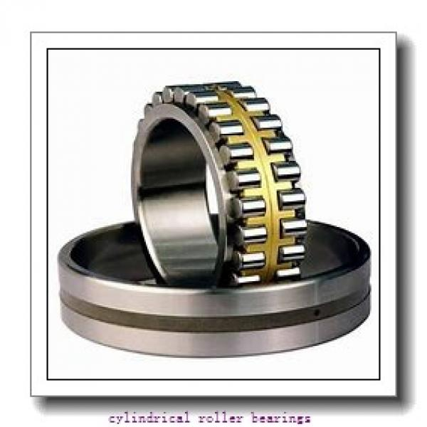 FAG NU307-E-M1-C3  Cylindrical Roller Bearings #2 image