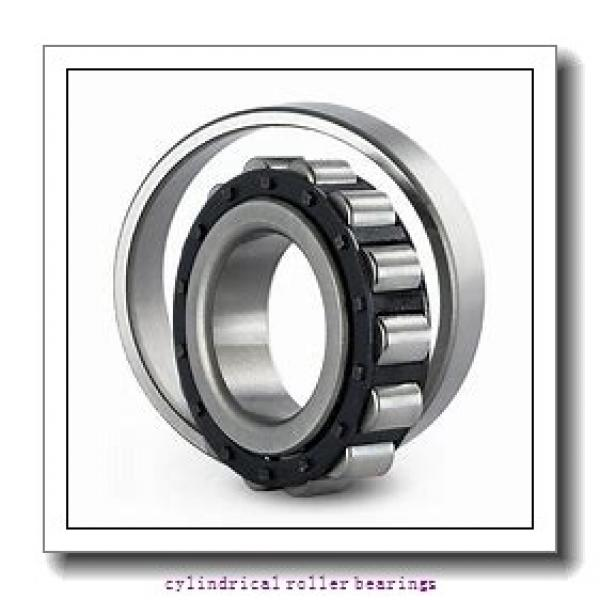 40 mm x 90 mm x 23 mm  FAG NU308-E-TVP2  Cylindrical Roller Bearings #1 image