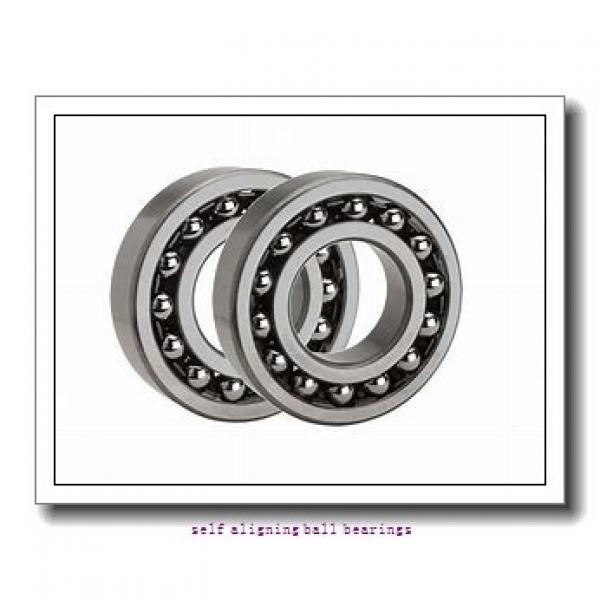 FAG 1312-TVH-C3  Self Aligning Ball Bearings #1 image