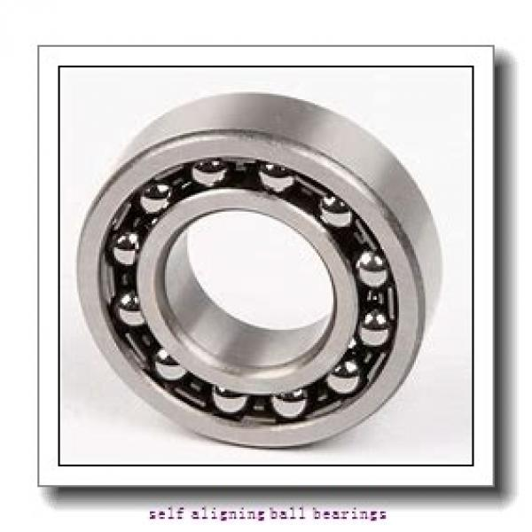 FAG 1315-M-C3  Self Aligning Ball Bearings #1 image